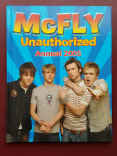 McFly Unautorized Annual 2005 Hardback Book