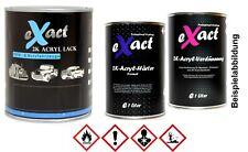 eXact 2K-Lack, Opel (9MV) Perlweiss, in 4 Glanzstufen