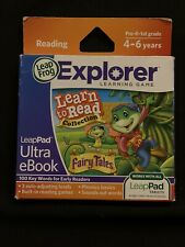 Leap Frog LeapPad explorer ultra ebook Learn To Read Collection fairy tales new