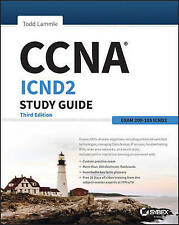 NEW CCNA ICND2 Study Guide: Exam 200-105 by Todd Lammle