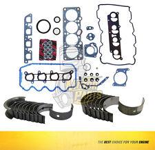 Rod,Piston & Ring Set Fits 97-02 Ford Mercury Focus Tracer 2.0 L Sohc