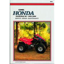 Clymer Honda FourTrax 90 93-00 Service Manual