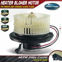 Blower Heater Motor w/FanCage for Freightliner Coronado Classic BOA8546200900