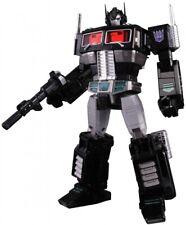 MP-10B - Masterpiece Black Convoy - Optimus Prime Nemesis Prime Takara