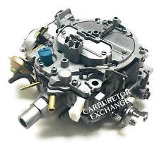 1981~1986 Oldsmobile & Buick Remanufactured Rochester Quadrajet Carburetor V8