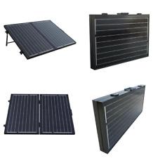 ECO-WORTHY 12 Volts 120 Watts Portable Folding Monocrystalline Solar Panel UK