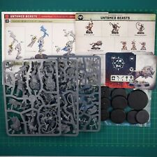 Warcry Untamed Beasts Warhammer Age of Sigmar Games Workshop 12078