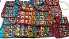 FUNKY MINI SHOULDER DOUBLE EMBROIDERY EVENING / TRAVEL FESTIVAL UNUSUAL BAG