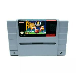Super Play Action Football (Super Nintendo Entertainment System) SNES Authentic