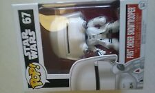 STAR WARS,67,VII,funko,pop,FIRST ORDER SNOWTROOPER,neuf