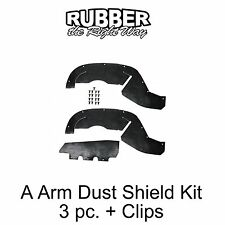 1988 1989 1990 1991 Chevy & GMC Truck A Arm Dust Shields C Series 1/2 & 3/4 Ton