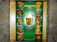 Jacobs Ritzenhoff Kaffeebecher Kaffeetasse Sammeltassen 1- 11 Edition