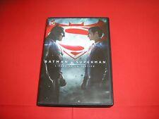 """DVD,""""BATMAN V SUPERMAN,L'AUBE DE LA JUSTICE"""",affleck,cavill,lane,irons,(1704)"""