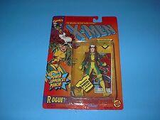 MARVEL TOYBIZ X-MEN ROGUE W/POWER PUNCH ACTION FIGURE 1994 VINTAGE NM