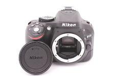 Nikon D D5200 24.1MP Digital SLR Camera - Nero (Solo Corpo) - CONTA SCATTI: 219