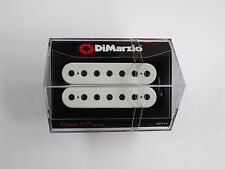 DiMarzio Titan 7 String Bridge Humbucker White W/Black Poles DP 714