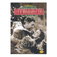 It's A Wonderful Life (1946) DVD - James Stewart (New *Sealed *All Region)