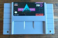 SPECTRE - SNES Super Nintendo Video Game! Cartridge Only