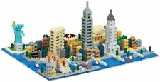 nanoblock - New York Deluxe - nano blocks micro-size blocks NB-033