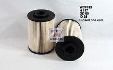 WESFIL FUEL FILTER FOR Citroen C6 2.7L V6 HDi 2006-2010 WCF183