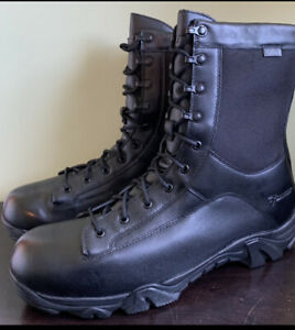 Bates Boots Summer High Gortex Law Enforcement Tactical Military Police 14 Wide