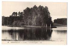 CPA 78 - RAMBOUILLET (Yvelines) - 42. Le Parc - L'Ile des Cygnes - LL