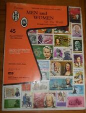 Men and Woman of the World Stamp Collection, Series 1230, no 228