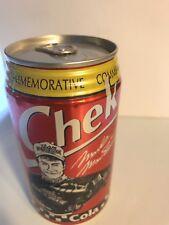 1 Vintage Mark Martin #60 1992 Winn Dixie Commemorative Chek Cola Can Empty