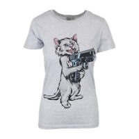 IRON FIST LADIES SMITTEN KITTEN T SHIRT