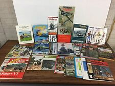 LOT of 45 Modeler Magazine,  Warship Military Naval Ships and uniforms