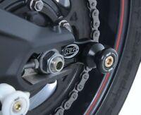 Pair of R&G Cotton Reels (Offset) for Triumph Daytona 675 2014