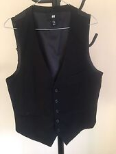 H&M Long Waistcoats for Men
