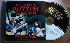 ATLANTA RHYTHM SECTION / SO INTO YOU - CD (printed in Germany 1997)