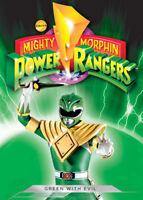 Mighty Morphin Power Rangers: Green with Evil [New DVD] Full Frame