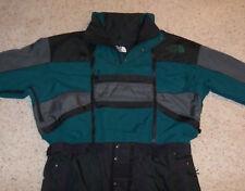 LN North Face Scot Schmidt Snow Suit Green Gray Black EXTRA LARGE XL Steep Tech