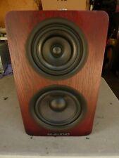 M-AUDIO M3-6 Three-Way Active Studio Monitor / PA Speaker--GREAT SOUND!!