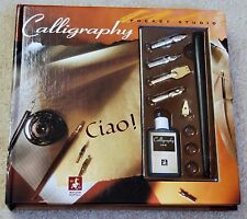 Calligraphy Pocket Studio Set by Watson Guptil  - New, Never Used