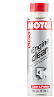 ADDITIVO DETERGENTE PER MOTORE AUTO BENZINA E DIESEL MOTUL ENGINE CLEAN 300 ML