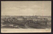 RP Postcard JACKSONVILLE Florida/FL  Railroad Yard Warehouses & Viaduct 1907
