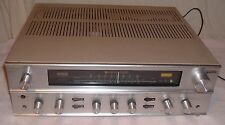 Kenwood 1100U Automatic Am/Fm Stereo Receiver Tube Type Working