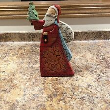 Santa Figurine By Roman!  MAKE AN OFFER!!!