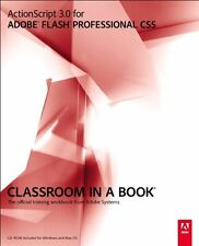 ActionScript 3.0 for Adobe Flash Professional CS5 Classroom in a Book by Adobe C