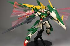 Bandai MG 100 Fenice Rinascita Gundam Wing + Display Base Toy anime Model kit 00