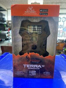 Terra Extreme 12 MP HD Infrared LED Digital Scouting Game Camera Recorder New