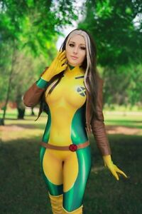 """Rogue Cosplay 24""""x36"""" Canvas Art Paintings Poster Decor Wall Prints"""