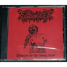 Filthdigger-Damned by the Living Dead-CD-DEATH METAL