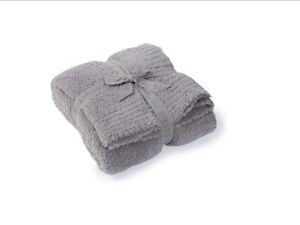 Barefoot Dreams Cozy-Chic Throw Blanket