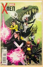 X-MEN #25 JIM CHEUNG VARIANT COVER MARVEL MAY-MAYO 2015 VF-NM