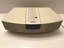 New listing Bose Wave Radio Awr1-1W Powers On But Emits No Sound For Parts Or Repair *Read
