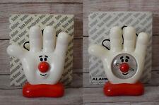 Hamburger Helper Helping Hand Alarm Clock & Radio Battery Operated Advertise CIB